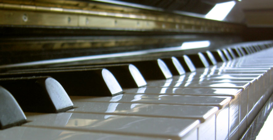 Piano & Keyboard for Weddings in Yorkshire: since 1993